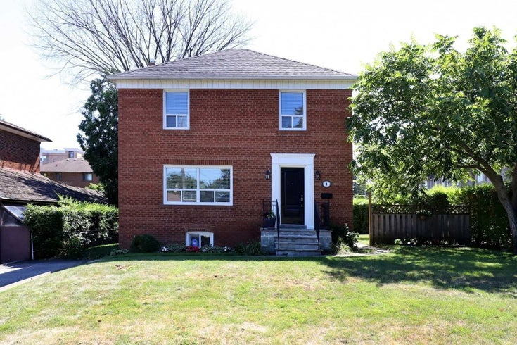 1 Riverlea Dr - Humber Heights Detached for sale, 3 Bedrooms (W5374680)