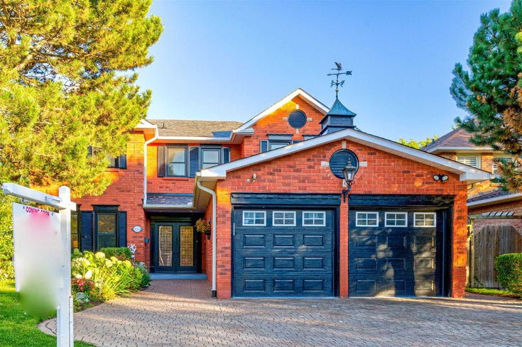 1332 Old English Lane - Glen Abbey Detached for sale, 5 Bedrooms (W5374797)