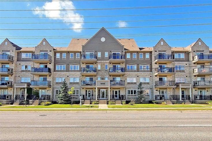 108 - 5100 Winston Churchill Blvd - Churchill Meadows Condo Apt for sale, 2 Bedrooms (W5374809)