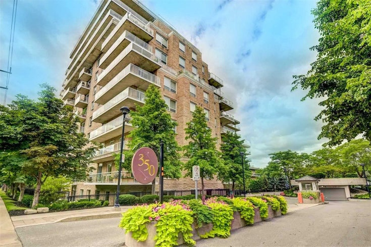 807 - 350 Mill Rd - Eringate-Centennial-West Deane Condo Apt for sale, 2 Bedrooms (W5374873)