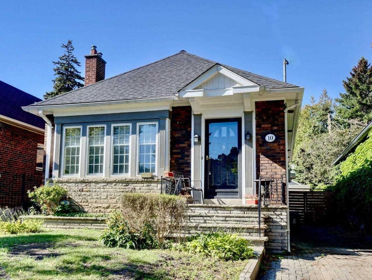 10 Sunnybrook Rd - High Park-Swansea Detached for sale, 2 Bedrooms (W5374965)