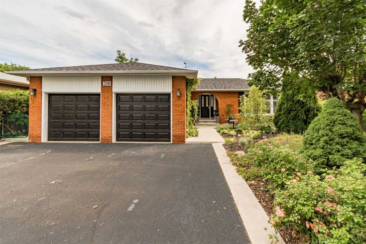 318 Mary St - Old Oakville Detached for sale, 4 Bedrooms (W5375150)