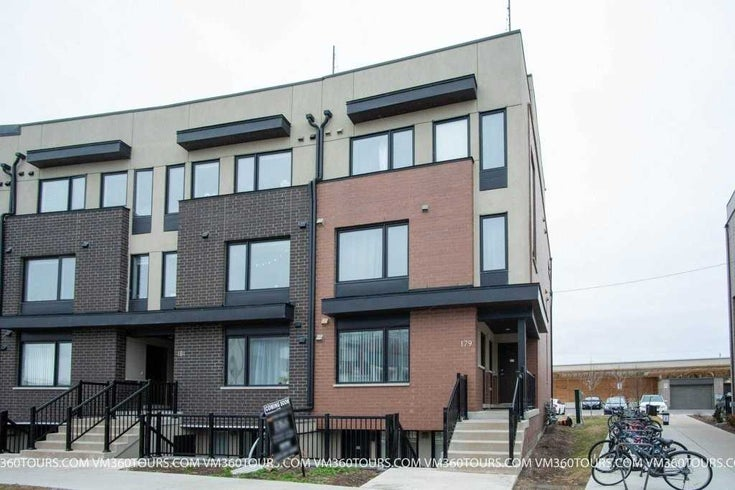 1 - 179 William Duncan Rd - Downsview-Roding-CFB Condo Townhouse for sale, 2 Bedrooms (W5375192)