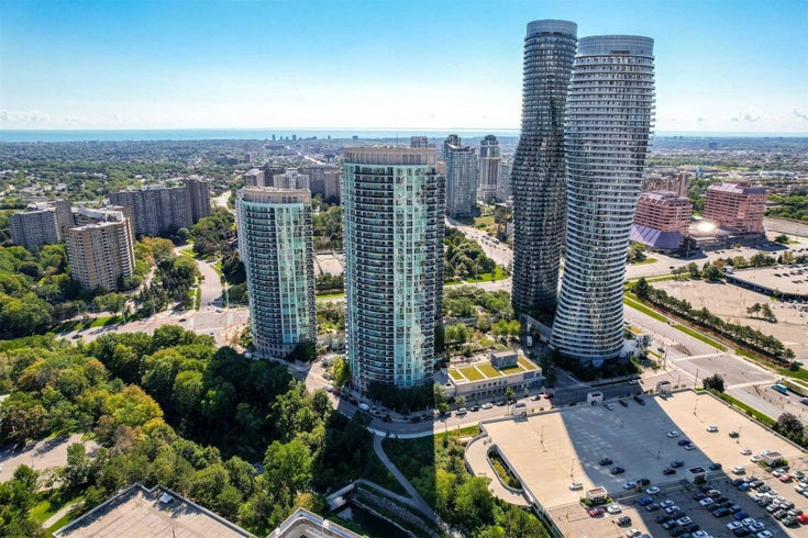 303 - 80 Absolute Ave - City Centre Condo Apt for sale, 2 Bedrooms (W5375259)
