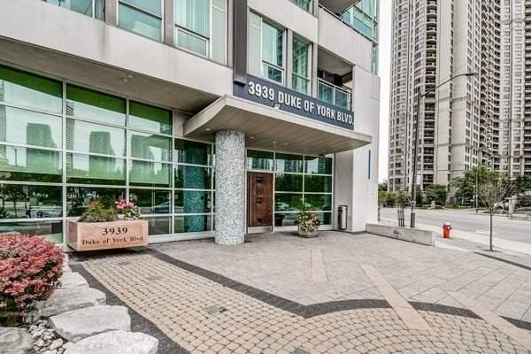 711 - 3939 Duke Of York Blvd - City Centre Condo Apt for sale, 1 Bedroom (W5375454)