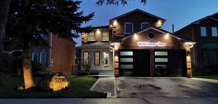 3208 Colonial Dr - Erin Mills Detached for sale, 4 Bedrooms (W5375485)