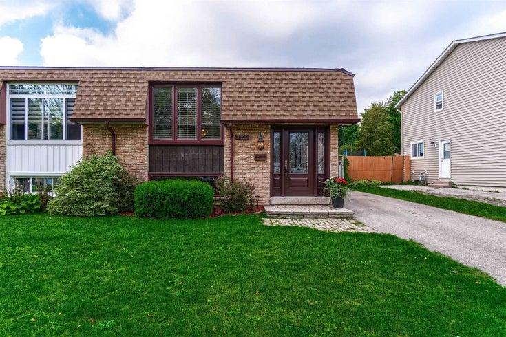 2325 Melissa Cres - Brant Hills Semi-Detached for sale, 2 Bedrooms (W5375613)