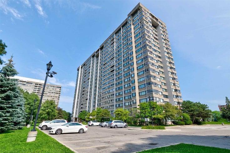 1403 - 50 Elm Dr E - City Centre Condo Apt for sale, 2 Bedrooms (W5375649)