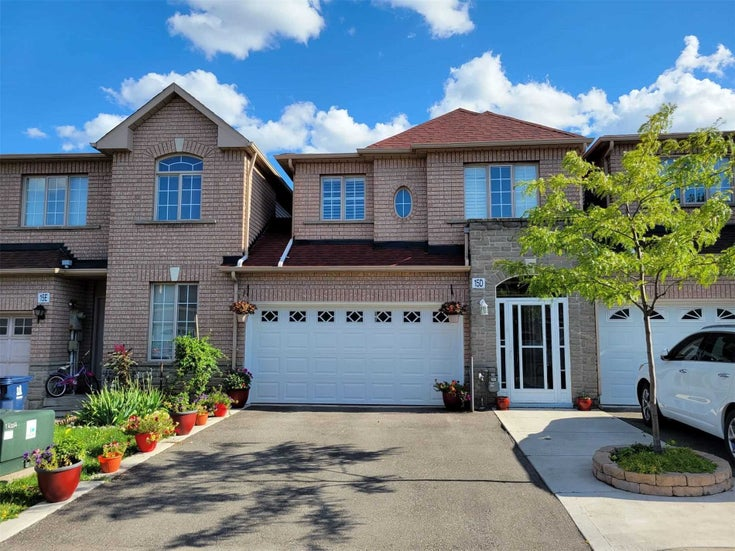 15D View Green Cres - West Humber-Clairville Att/Row/Twnhouse for sale, 3 Bedrooms (W5375674)
