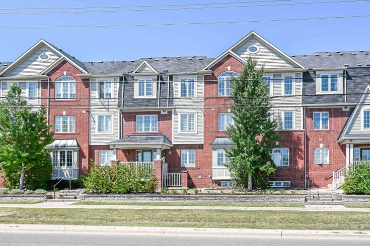 3 - 581 Dundas St W - Cooksville Condo Townhouse for sale, 2 Bedrooms (W5375731)