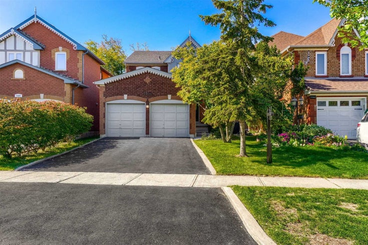 5564 Haddon Hall Rd - Central Erin Mills Detached for sale, 4 Bedrooms (W5375795)