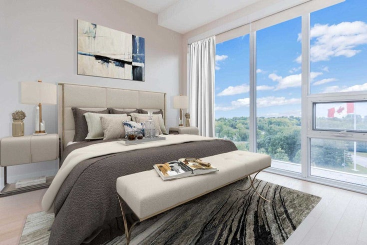 517 - 20 Shore Breeze Dr - Mimico Condo Apt for sale, 1 Bedroom (W5375822)