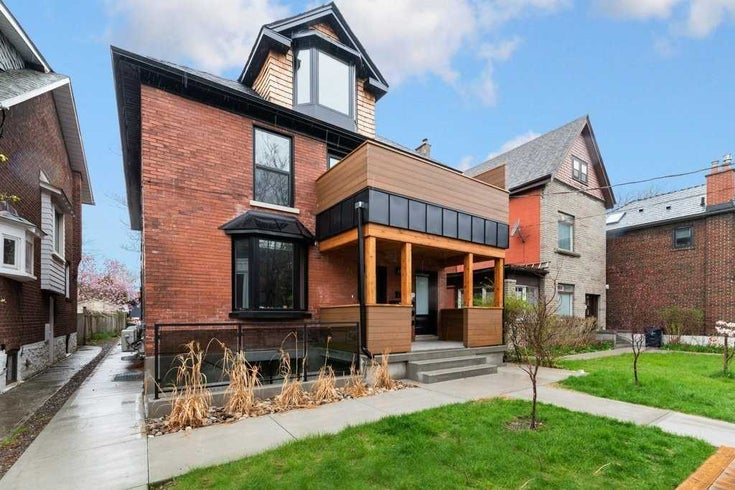186 Evelyn Ave - Junction Area Fourplex for sale, 4 Bedrooms (W5375846)