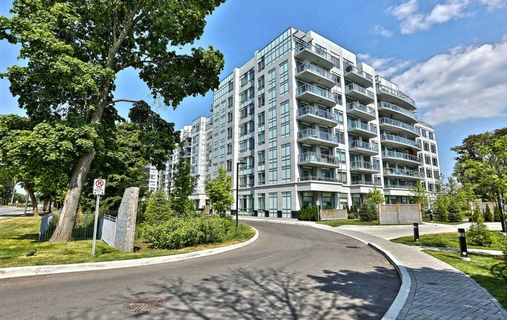 621 - 3500 Lakeshore Rd W - Bronte West Condo Apt for sale, 2 Bedrooms (W5375871)