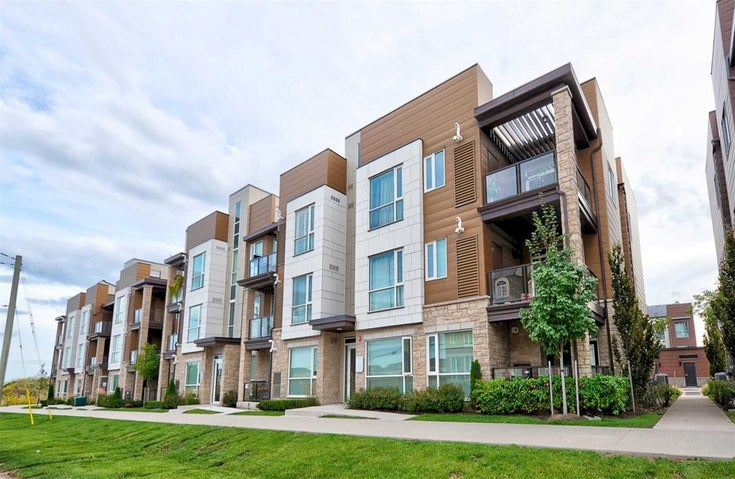 308 - 2370 Khalsa Gate - Palermo West Condo Townhouse for sale, 2 Bedrooms (W5375876)