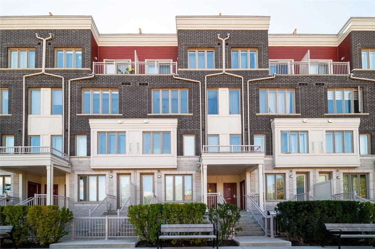 12 - 145 Long Branch Ave - Long Branch Condo Townhouse for sale, 2 Bedrooms (W5376001)