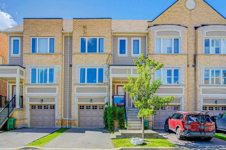 33 - 3050 Erin Centre Blvd - Churchill Meadows Condo Townhouse for sale, 2 Bedrooms (W5376038)