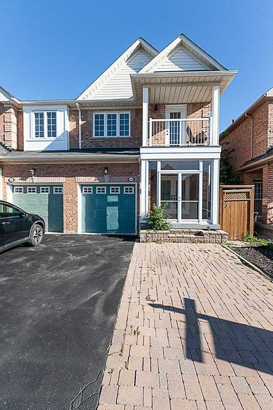4694 Colombo Cres - Churchill Meadows Semi-Detached for sale, 4 Bedrooms (W5376050)
