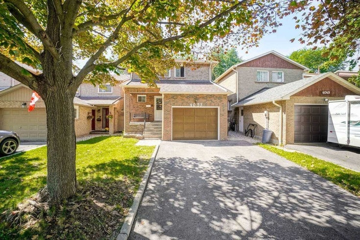 4053 Trapper Cres - Erin Mills Detached for sale, 4 Bedrooms (W5376151)