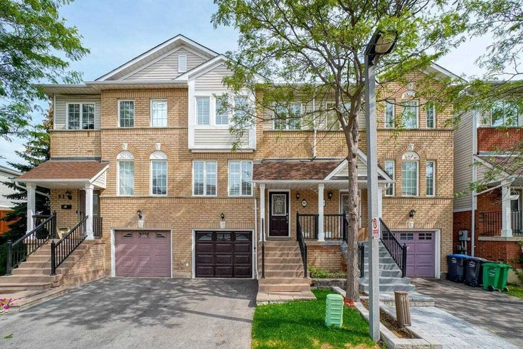 80 - 1480 Britannia Rd Rd W - East Credit Condo Townhouse for sale, 3 Bedrooms (W5376188)