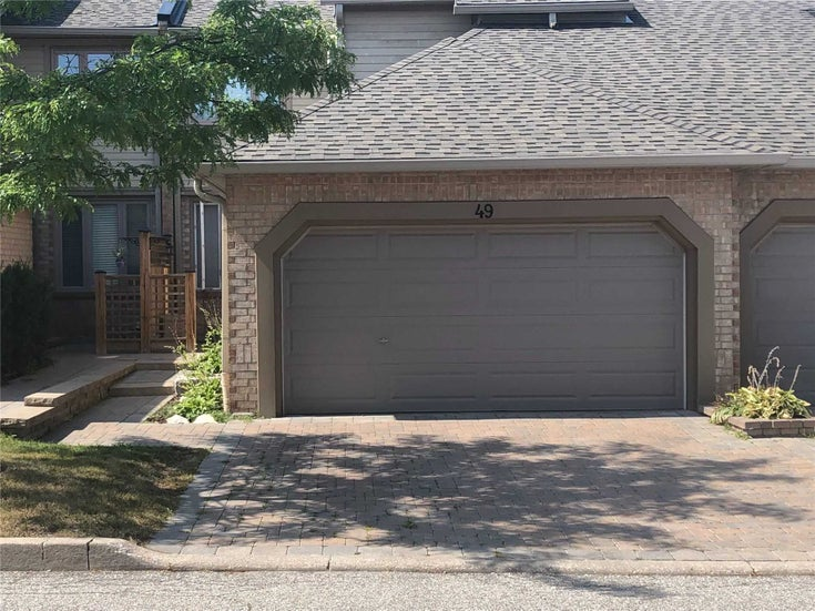 49 - 1725 The Chase - Central Erin Mills Condo Townhouse for sale, 3 Bedrooms (W5376369)
