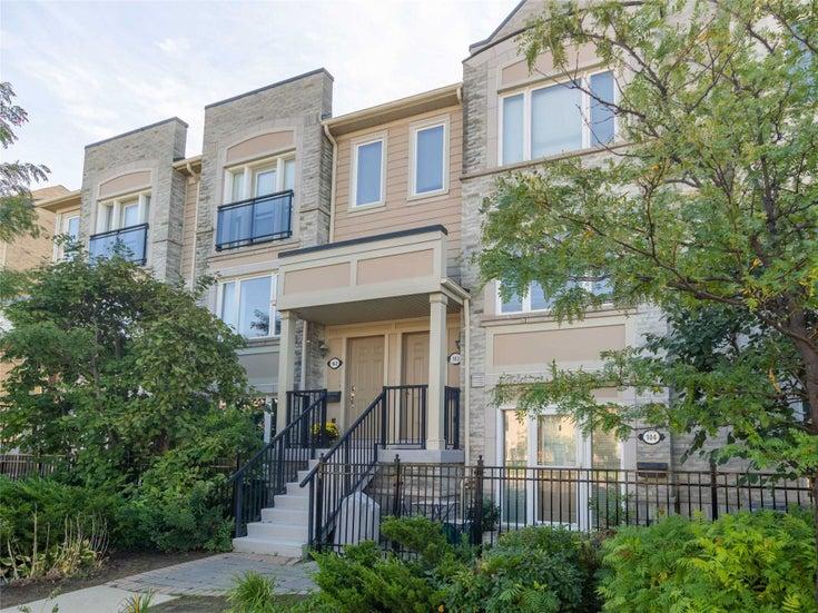 102 - 3108 Eglinton Ave W - Churchill Meadows Condo Townhouse for sale, 2 Bedrooms (W5376440)