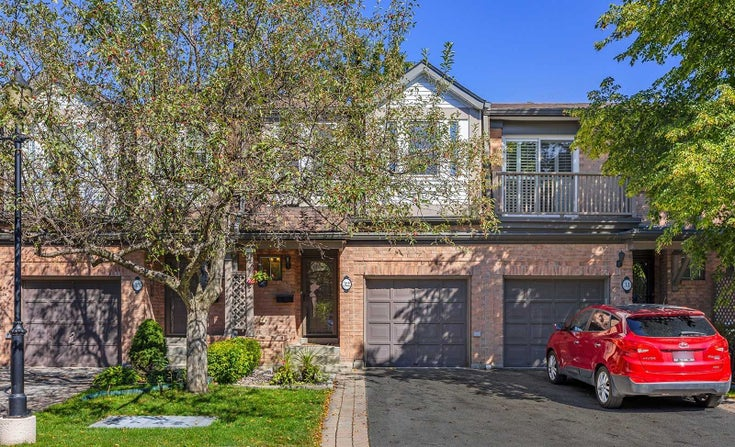 32 - 385 The East Mall - Islington-City Centre West Condo Townhouse for sale, 2 Bedrooms (W5376533)