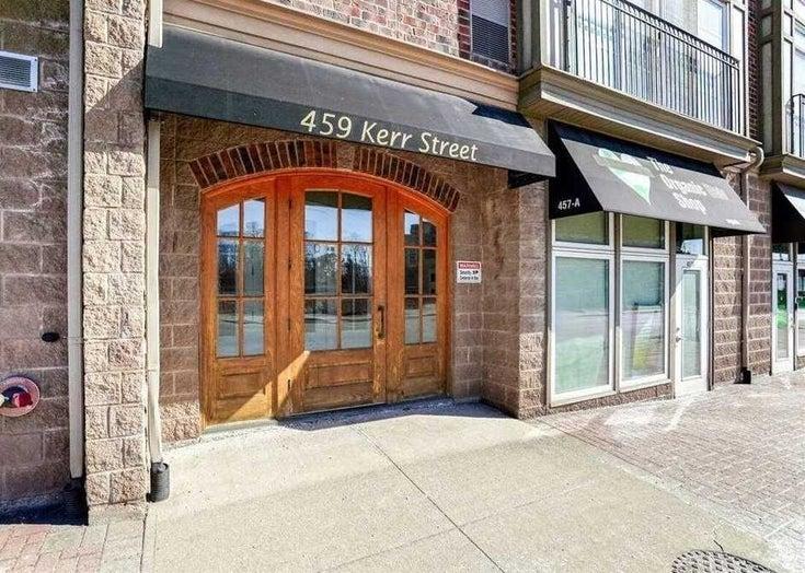 306 - 459 Kerr St - Old Oakville Condo Apt for sale, 2 Bedrooms (W5376570)