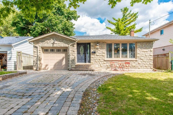 55 William St - Streetsville Detached for sale, 3 Bedrooms (W5376616)