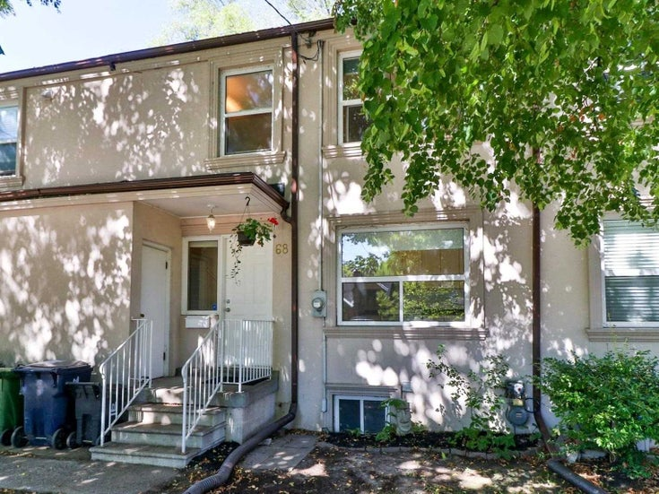 68 Sandcliff Rd - Rockcliffe-Smythe Att/Row/Twnhouse for sale, 3 Bedrooms (W5376674)