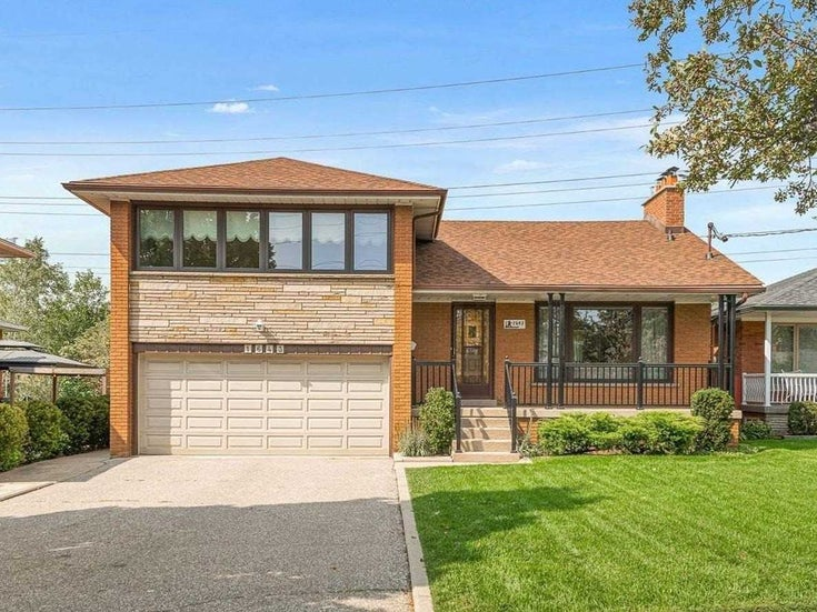 1643 Carletta Dr - Lakeview Detached for sale, 3 Bedrooms (W5376974)