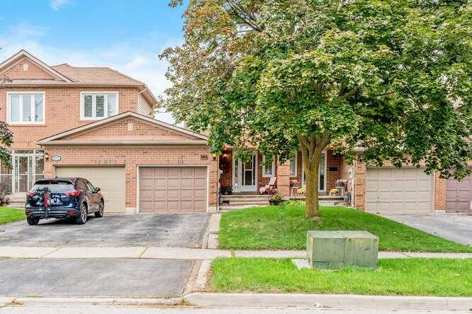 3105 Augusta Dr - Meadowvale Att/Row/Twnhouse for sale, 3 Bedrooms (W5377062)