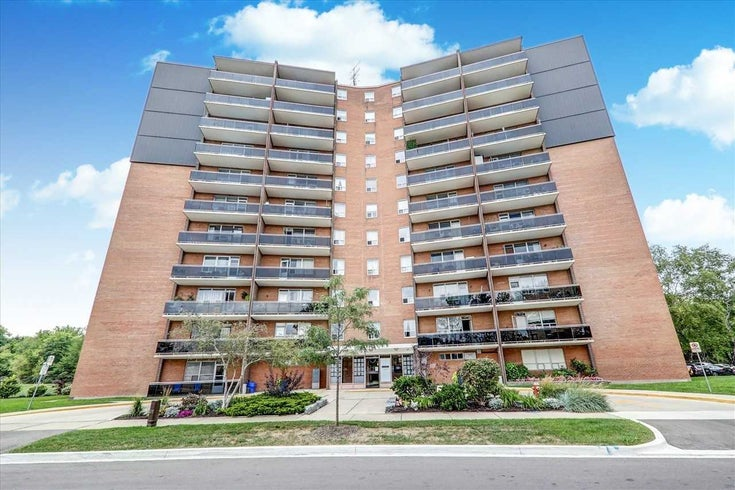 1104 - 3145 Queen Frederica Dr - Applewood Condo Apt for sale, 2 Bedrooms (W5377083)