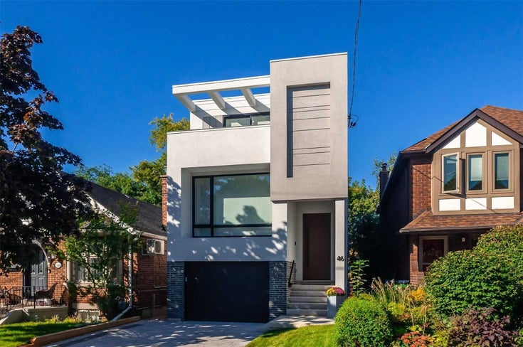 46 Beresford Ave - High Park-Swansea Detached for sale, 3 Bedrooms (W5377174)