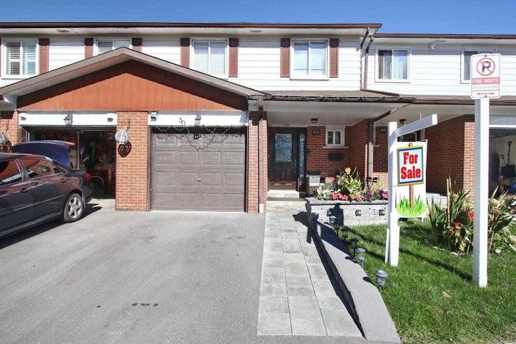 30 - 7406 Darcel Ave - Malton Condo Townhouse for sale, 4 Bedrooms (W5377222)