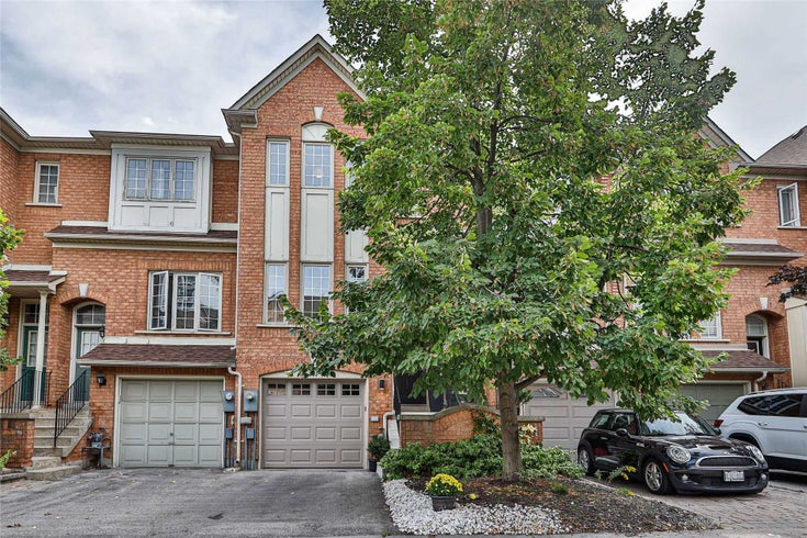 11 Bluewater  Crt - Mimico Att/Row/Twnhouse for sale, 3 Bedrooms (W5377268)