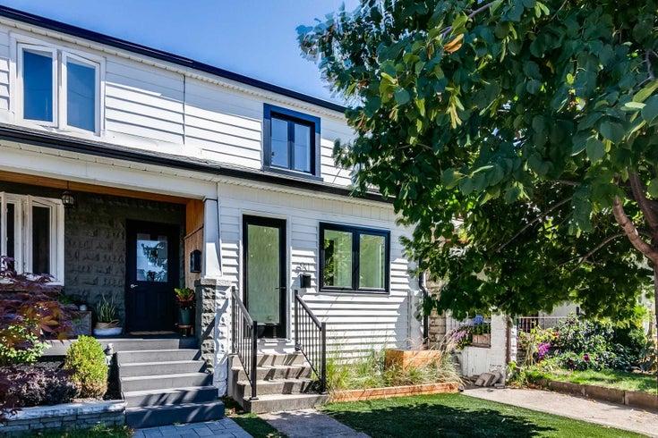 91 Priscilla Ave - Runnymede-Bloor West Village Semi-Detached for sale, 3 Bedrooms (W5377493)