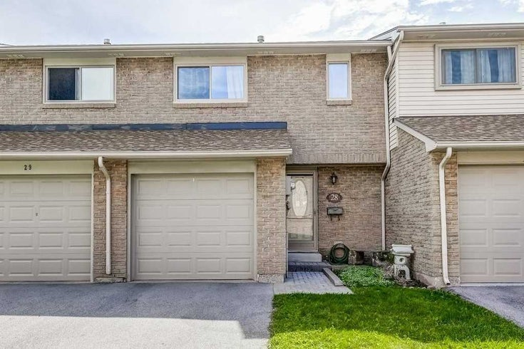 28 - 1530 Lancaster Dr - Iroquois Ridge South Condo Townhouse for sale, 3 Bedrooms (W5377521)