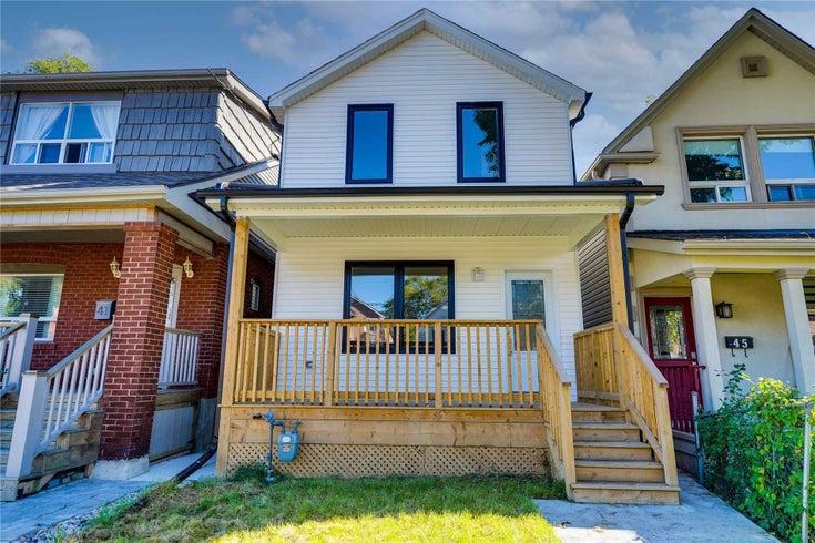 43 Lambton Ave - Rockcliffe-Smythe Detached for sale, 2 Bedrooms (W5377531)