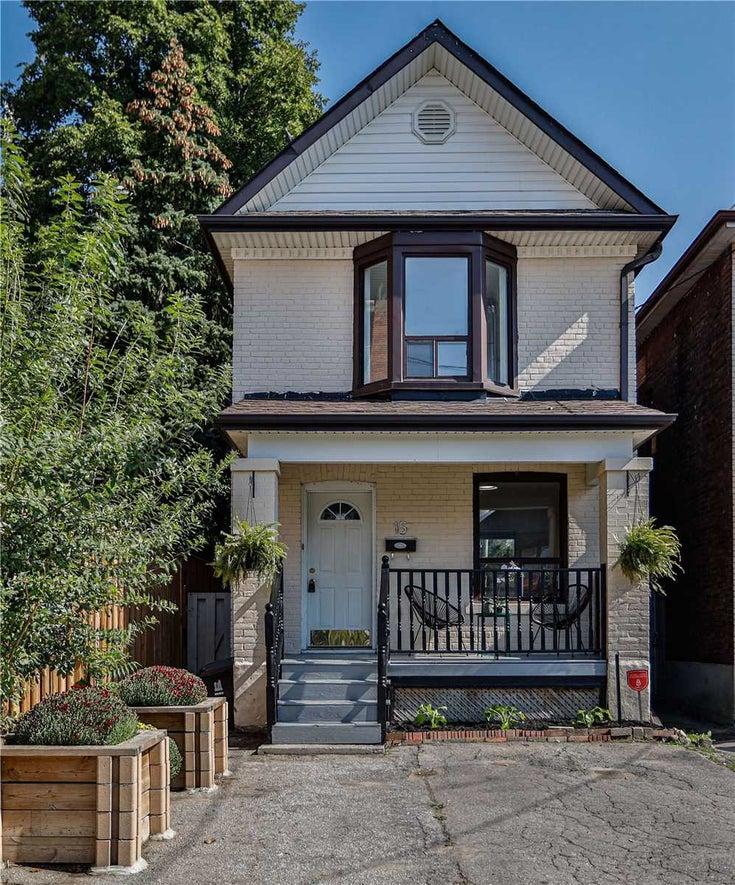 15 Denarda St - Mount Dennis Detached for sale, 3 Bedrooms (W5377567)