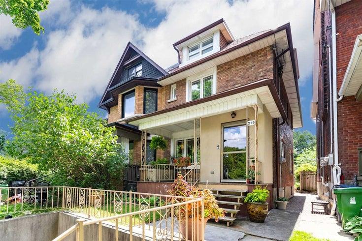 215 Glenlake Ave - High Park North Semi-Detached for sale, 5 Bedrooms (W5377710)