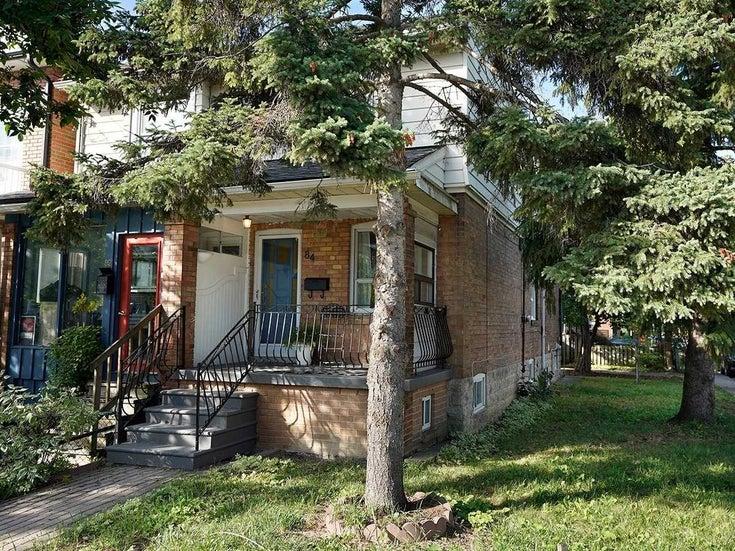 84 Blackthorn Ave - Weston-Pellam Park Semi-Detached for sale, 3 Bedrooms (W5377763)