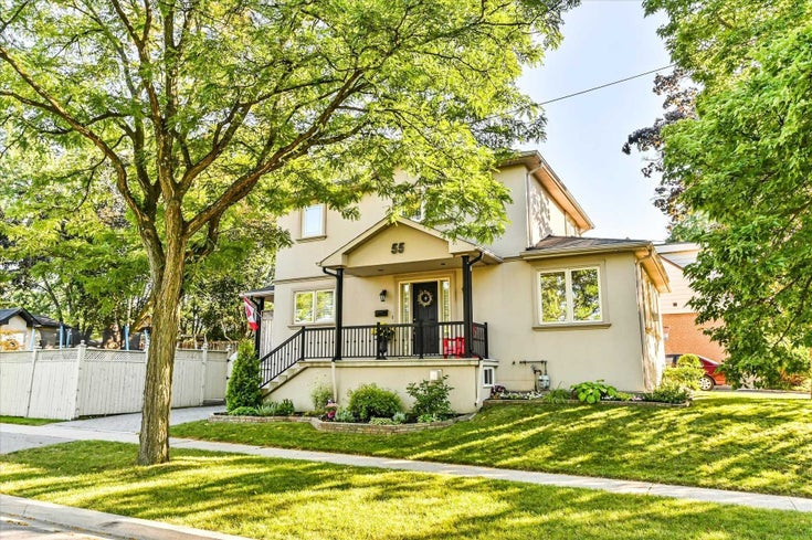 55 Clearbrooke Circ - Rexdale-Kipling Detached for sale, 3 Bedrooms (W5378458)
