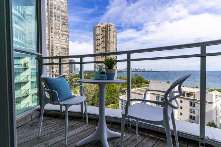 904 - 2067 Lake Shore Blvd W - Mimico Condo Apt for sale, 2 Bedrooms (W5378521)