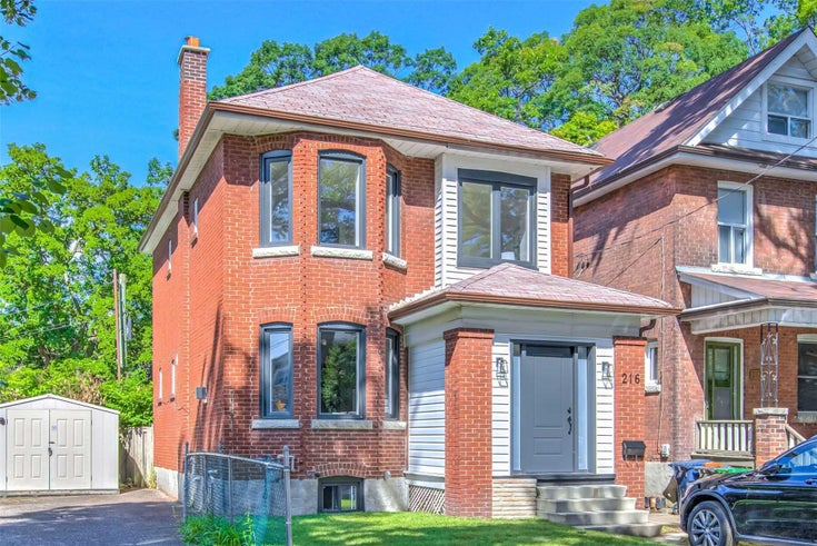 216 Evelyn Ave - Junction Area Detached for sale, 4 Bedrooms (W5378762)