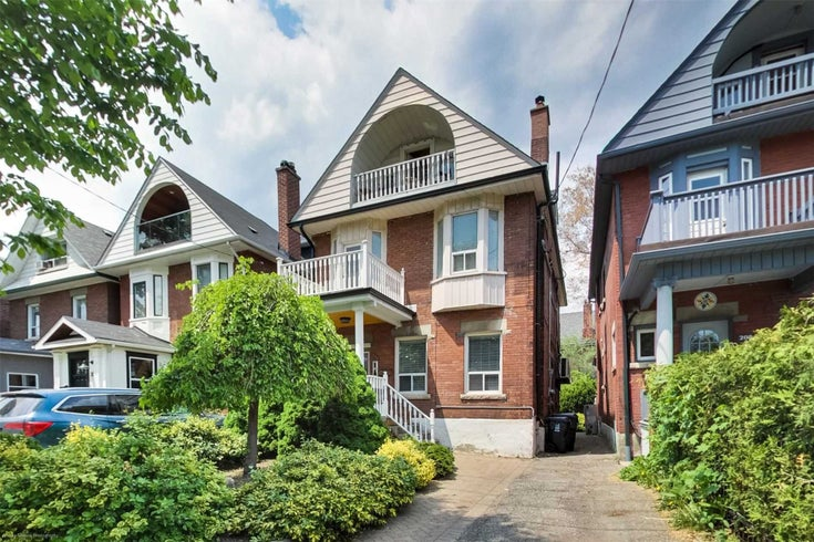 210 Humberside Ave - High Park North Detached for sale, 5 Bedrooms (W5378774)