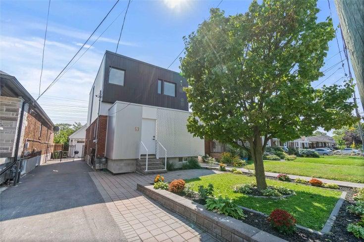 53 Foxwell St - Rockcliffe-Smythe Detached for sale, 3 Bedrooms (W5380251)