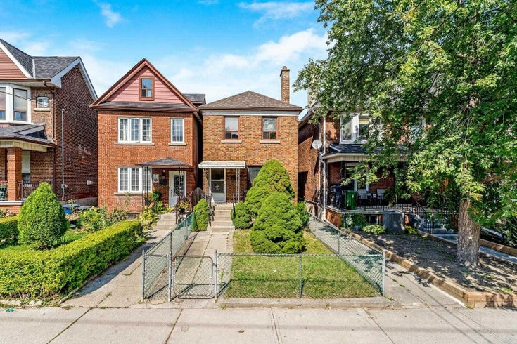 20 Millicent St - Dovercourt-Wallace Emerson-Junction Detached for sale, 3 Bedrooms (W5381636)
