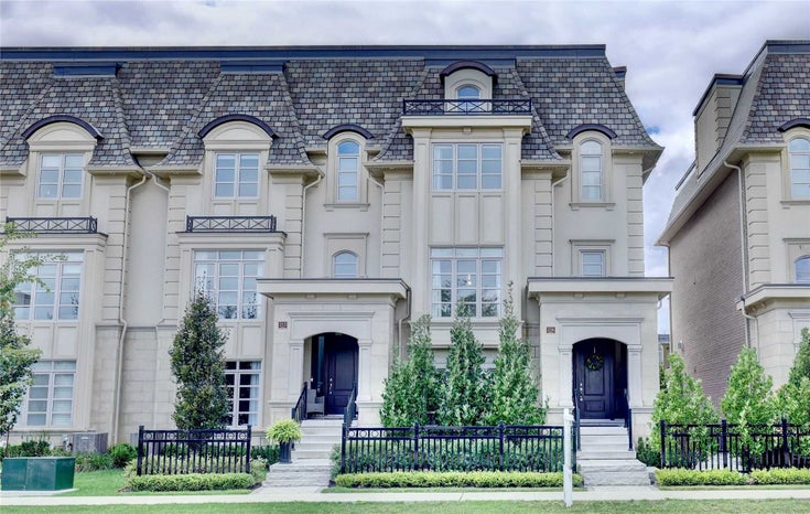 214 Dorval Dr - Old Oakville Att/Row/Twnhouse for sale, 4 Bedrooms (W5382109)