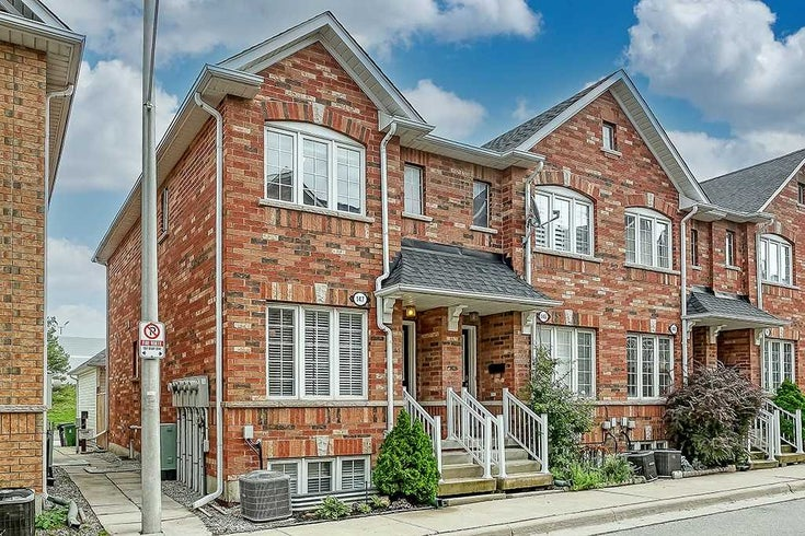 147 Brickworks Lane - Junction Area Condo Townhouse for sale, 2 Bedrooms (W5382181)